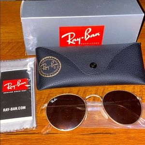 Ray Ban Round Sunglasses (RB3447)